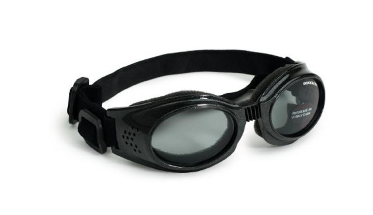 Doggles Originalz Black Frame/Smoke Lens