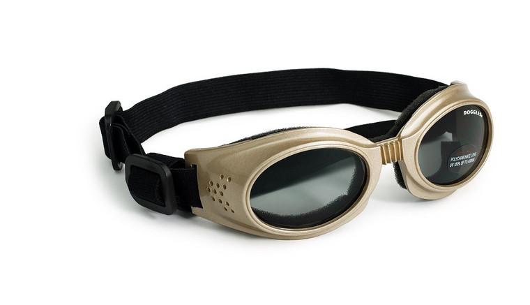 Doggles: Originalz Chrome Frame/Smoke Lens