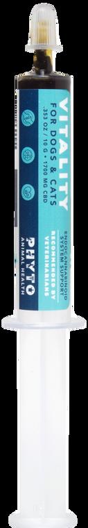 Phyto Animal Health: Extra Strength Vitality Pet CBD (1700mg)