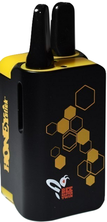 HoneyStick: BeeMaster Twin Double Cartridge Vaporizer