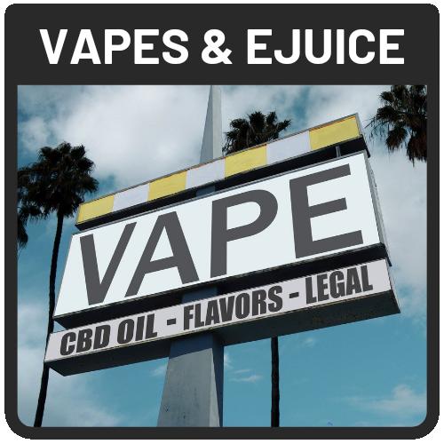 The LARGEST VERIFIED CBD Vapes & EJuice Selection