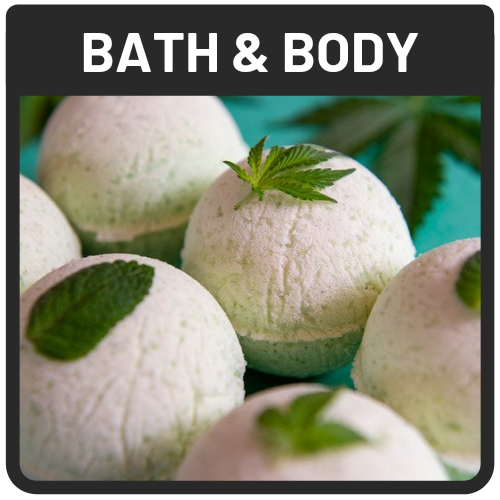 200+ CBD brands of bath and body, bathbombs, and gifts for women!