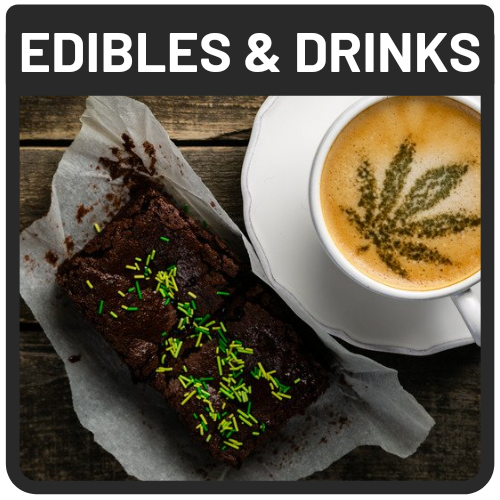 More CBD and Hemp Edibles by more verified brands than any other location!
