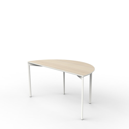 Acacia Half Round Table