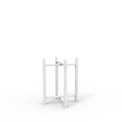 Medium White Oak Table Leg