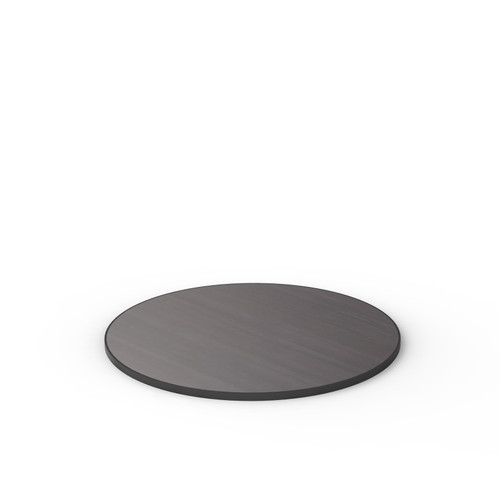 Erable Wenge Reef Edge Round Table Top