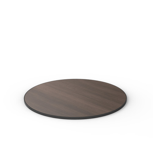 Tobacco Reef Edge Round Table Top