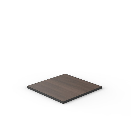 Tobacco Reef Edge Square Table Top