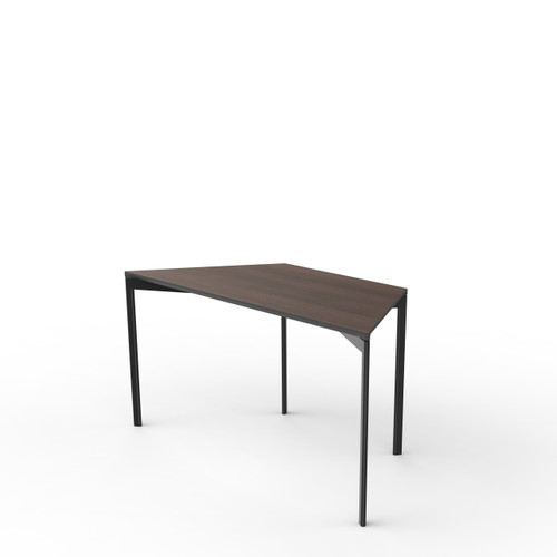 Tobacco Trapezoid Table