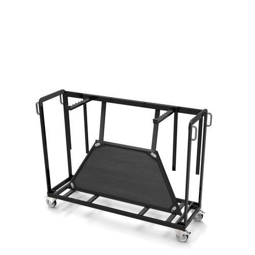 Trapezoid/Half Round Trolley