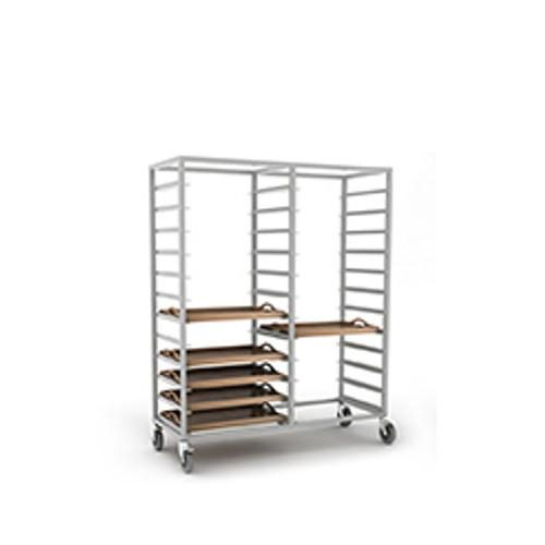 Steel Tray Racks