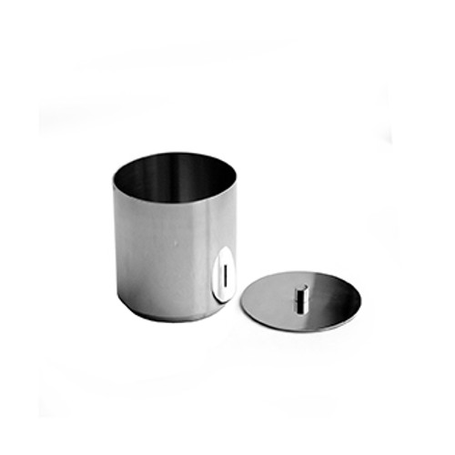 Stainless Steel Vanity Accessories Container