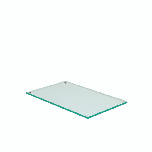 Clear Glass 1.1 Plinth