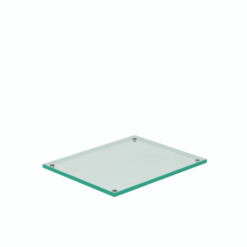 Clear Glass 1.2 Plinth