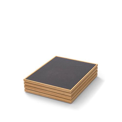 Oak 1.2 Slate Cooling Tray