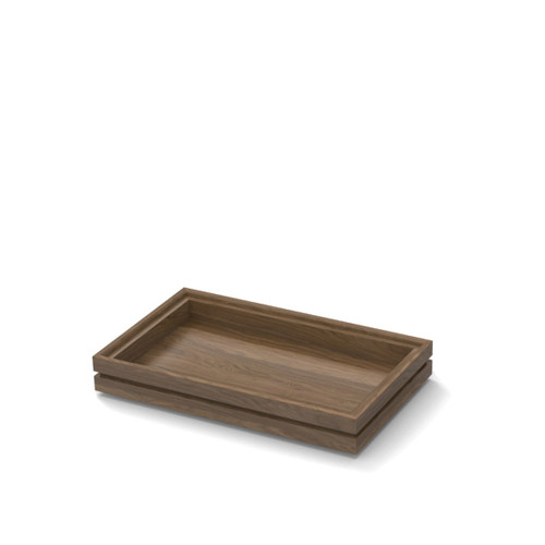 Walnut 1.4 Tray