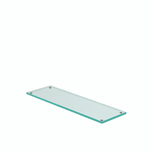 Clear Glass 2.4 Plinth