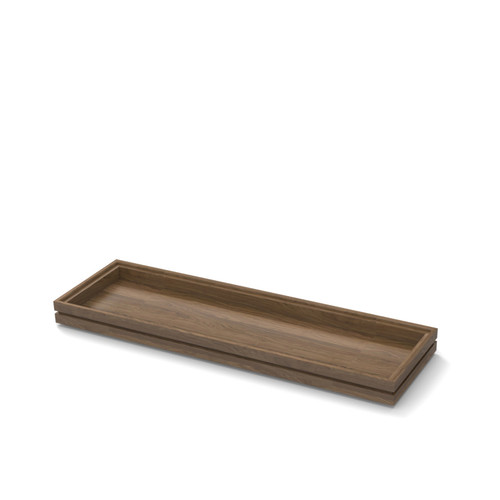 Walnut 2.4 Tray