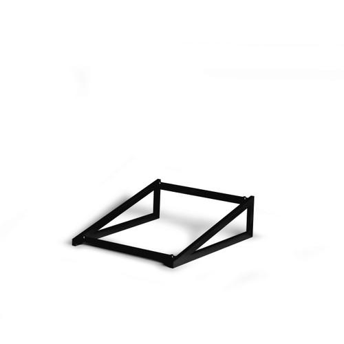 Black Angled 1.2 Frame