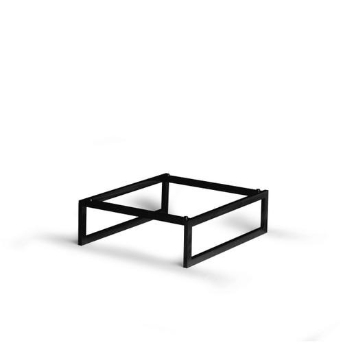 Black Flat 1.2 Frame