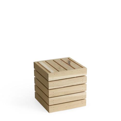 Oak Box Riser