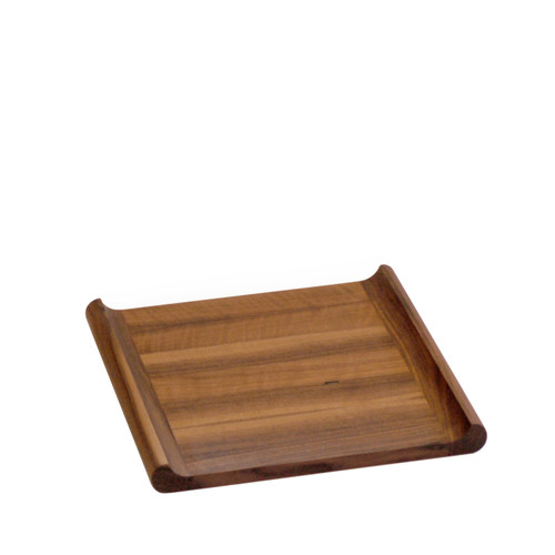 Walnut Canape Plinth