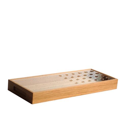 Oak Canape Tray