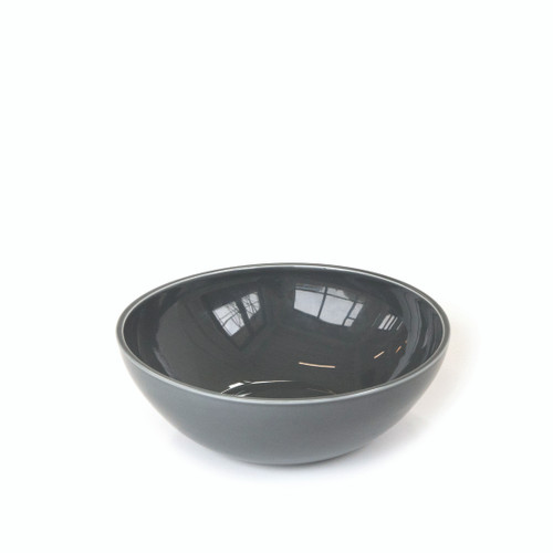Dark Grey Ceramic Bowl