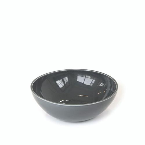 Dark Grey Ceramic Bowl