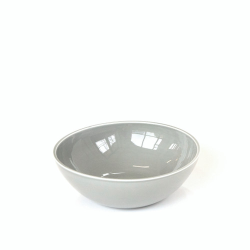 Light Grey Ceramic Bowl