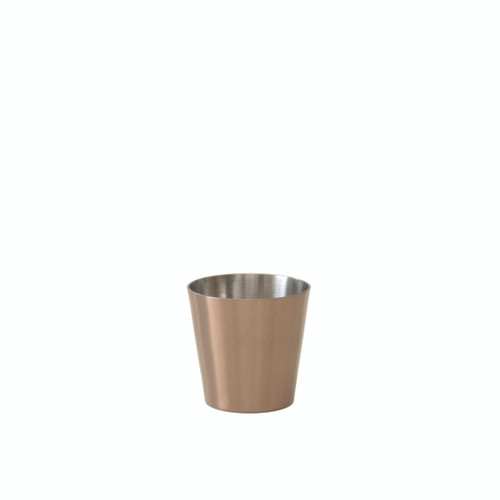 Copper chip pot