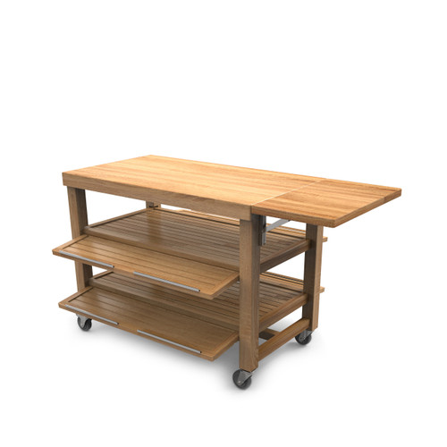 Oak Double Trolley
