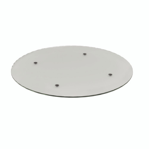 Frosted Glass Round Table Top