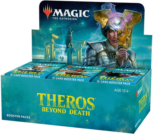 MTG Theros Beyond Death Booster Box 36 Packs w/ 15 Cards
