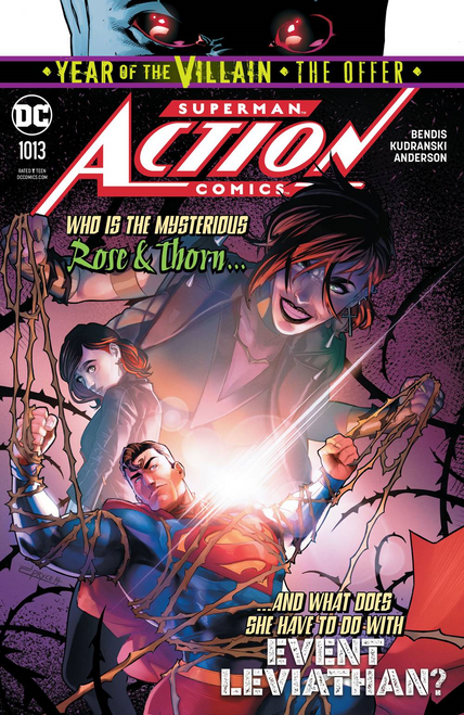 Action Comics #1013 (Yotv The Offer) DC Comics Comic Book