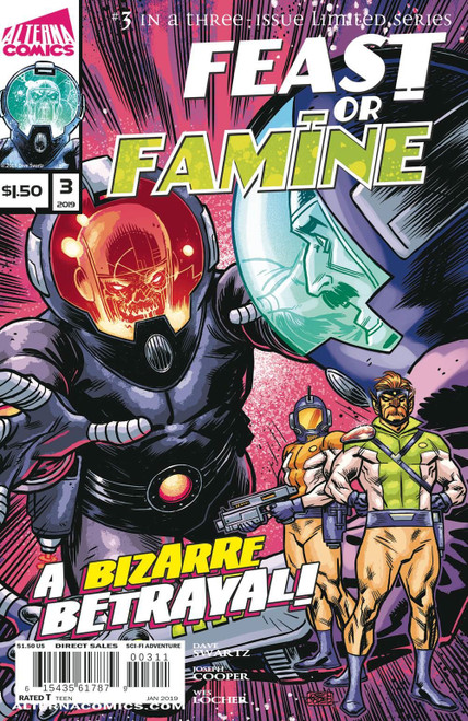 Feast Or Famine #3 () Alterna Comics Comic Book