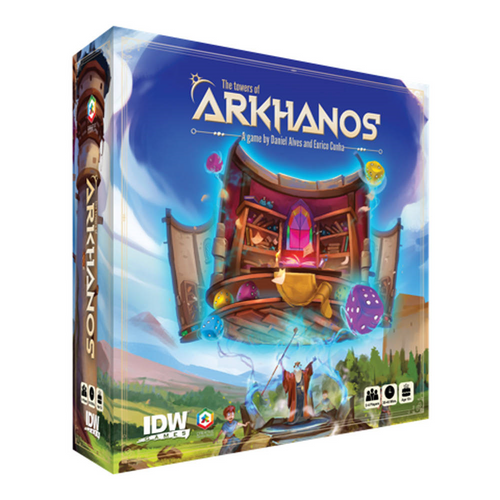 Towers of Arkhanos Board Game