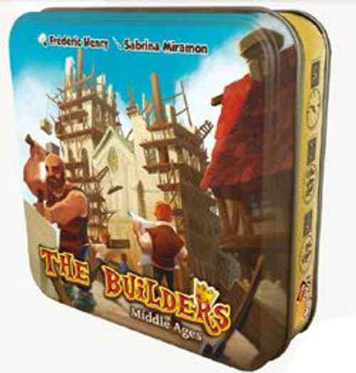 THE BUILDERS Game