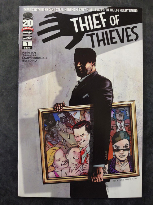 Thief of Thieves #1 Image Comics Comic Book