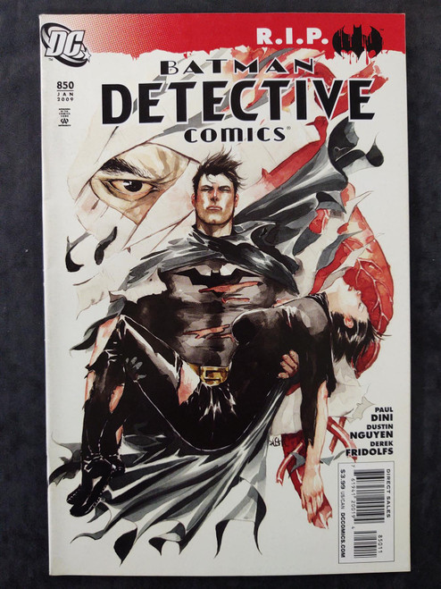 Detective Comics #850 DC Comics Comic Book 2009