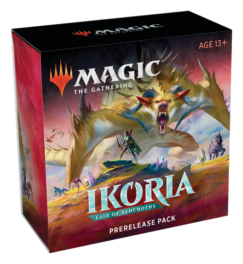 MTG Ikoria Lair of Behemoths Prerelease Pack