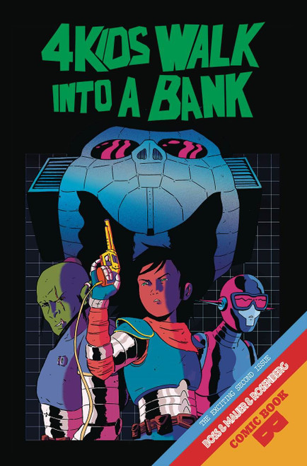4 Kids Walk Into A Bank #2 () Black Mask Comics Comic Book