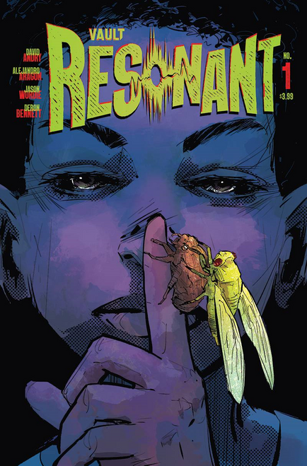 Resonant #1 (Cvr A) Vault Comics Comic Book