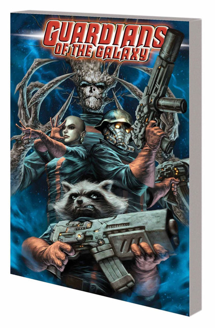 Gotg By Abnett And Lanning Complete Coll Tp Vol 02