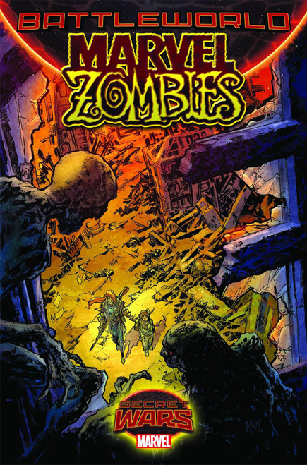 Marvel Zombies #2 Marvel Comics Comic Book