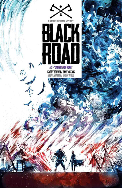 Black Road #2 () Image Comics Comic Book