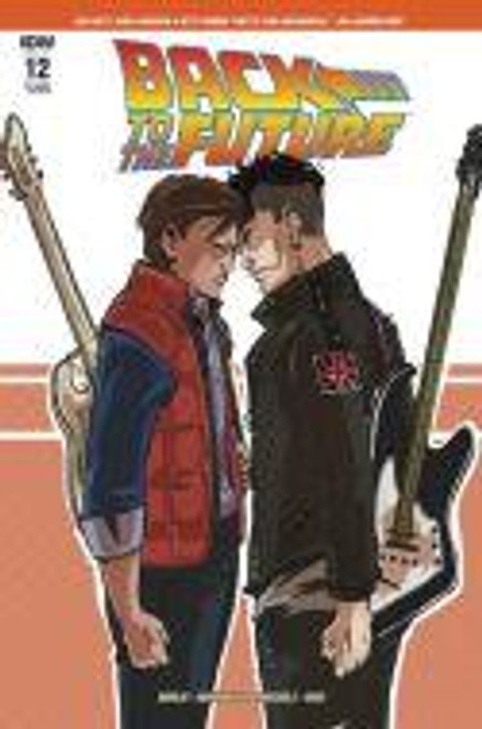 Back To The Future #12 () Idw Publishing Comic Book