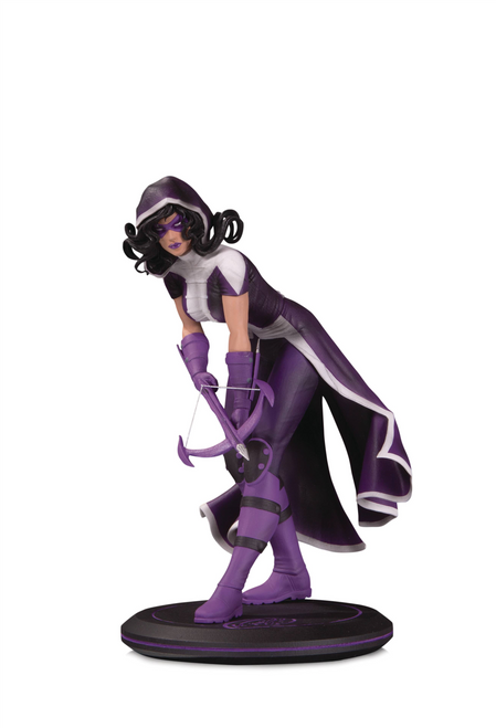Dc Cover Girls Huntress By Joelle Jones Statue