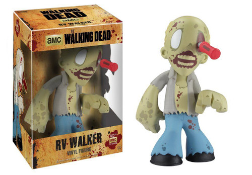 "Walking Dead 7"" RV Walker Vinyl Figure"
