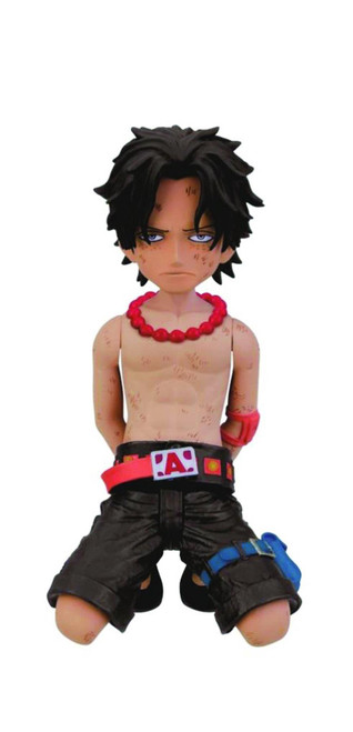 One Piece Cry Heart Vol 1 Ace Figure